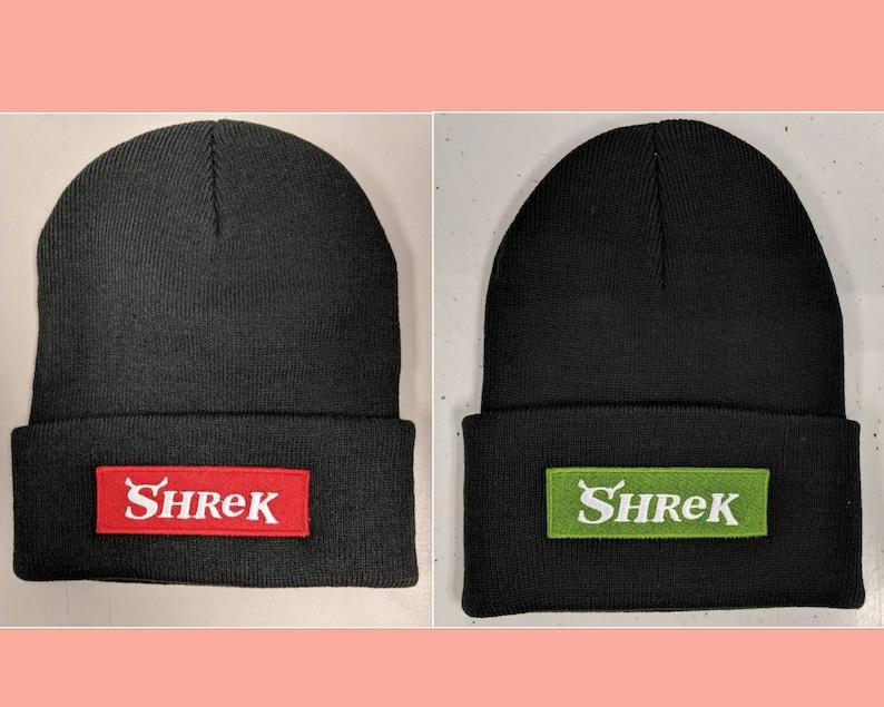 337d3195bbb Shrek Supreme Logo Beanie