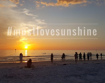 Sunset Clearwater