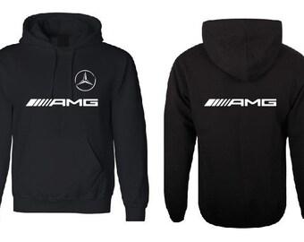 AMG Hoodie, Mercedes Benz inspired Hoodie, Men Woman Kids MB mercedes amg hoodie,
