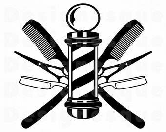 Barber svg