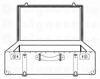 Silhouette suitcase
