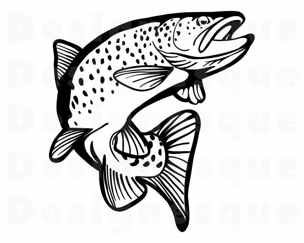 Download Fishing 6 Svg Fishing Svg Fish Svg Fishing Clipart Etsy