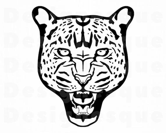Leopard 2 Svg Leopard Svg Jaguar Svg Leopard Clipart
