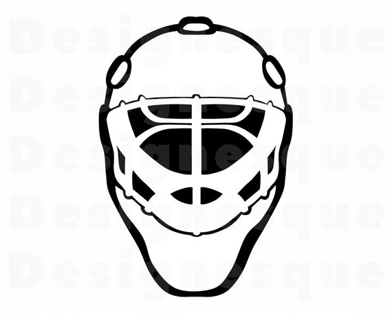 Catchers Mask Svg Baseball Mask Svg Softball Mask Svg Etsy