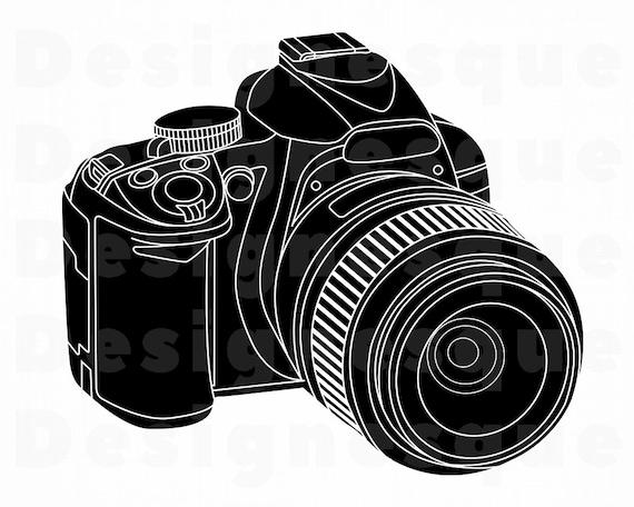 Camera 8 Svg Camera Svg Photography Svg Photo Camera Svg Etsy