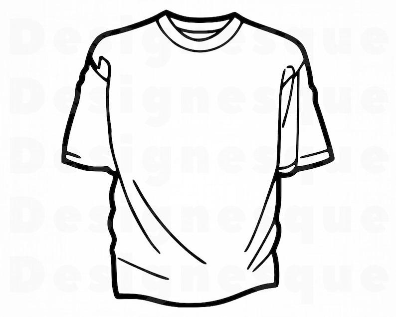 T Shirt Svg Shirt Svg T Shirt Clipart Shirt Clipart