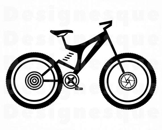 Bicycle 2 Svg Bike Svg Bicycle Clipart Bicycle Files For