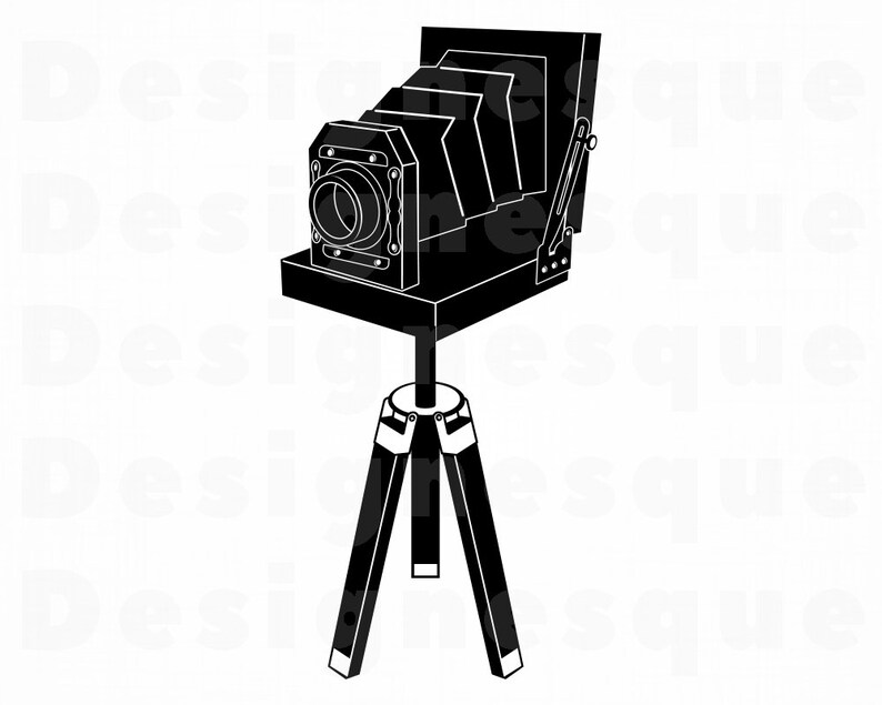 Camera Vintage Vector Png : Vintage camera svg retro camera svg camera svg camera etsy