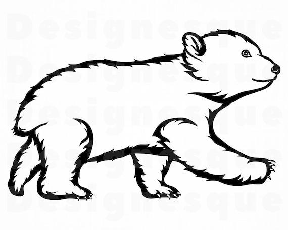 178+ Baby Bear Cub Svg – SVG Bundles