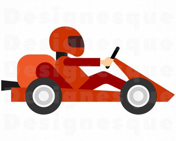 Clip Art Car Patterns - Go Kart Illustration Png, Transparent Png ,  Transparent Png Image - PNGitem