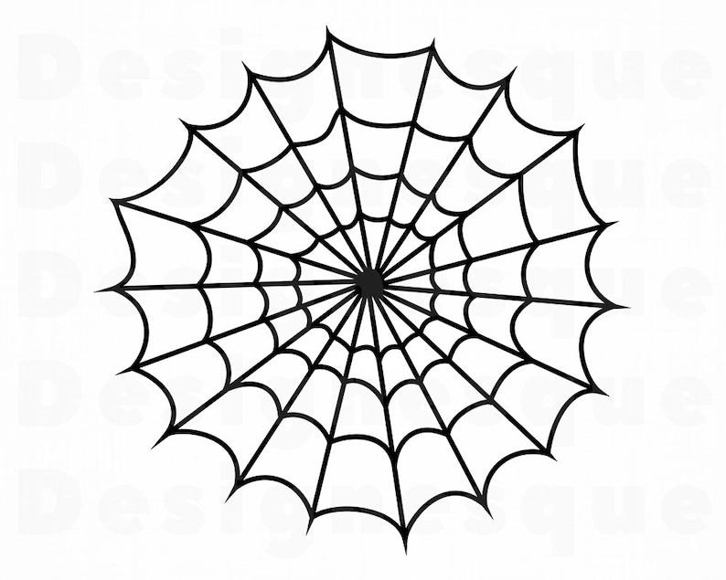 Spider Web 3 Svg Spider Web Svg Spider Web Clipart Spider