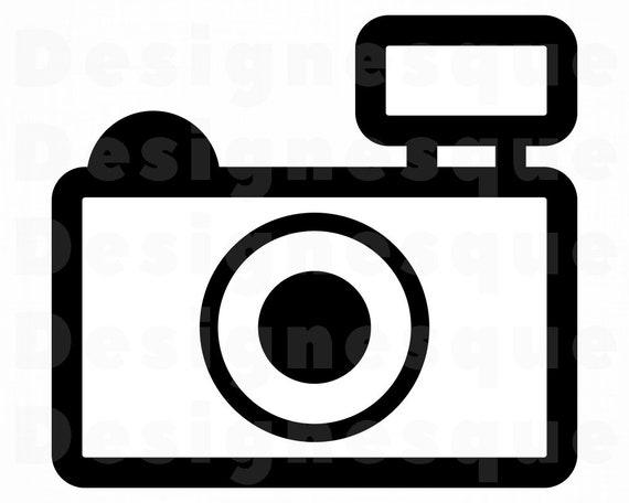 Camera Svg Photography Svg Photo Camera Svg Camera Clipart Etsy