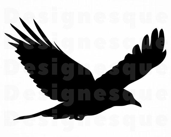 Raven Silhouette 3 Svg Crow Svg Raven Svg Raven Clipart Etsy 100+ vectors, stock photos & psd files. raven silhouette 3 svg crow svg raven svg raven clipart raven files for cricut raven cut files for silhouette raven dxf png eps