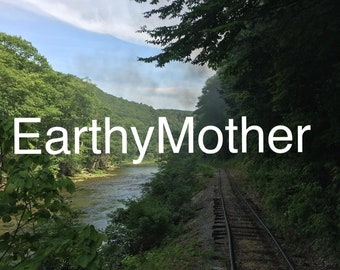 Train Tracks, River, West Virginia