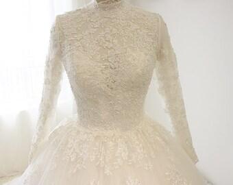 Wedding dress, perfect veiled woman