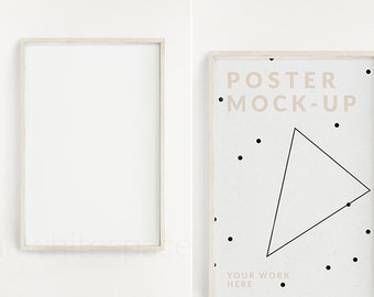 Download Free A4 DIGITAL Thin Wood Frame Mockup Portrait,Stock Photo,Styled Photography,Mock up,INSTANT DOWNLOAD,Rustic Frame Mockup,21x30cm, A4 A3 A2 A1 PSD Template