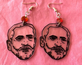 Jeremy Corbyn Earrings