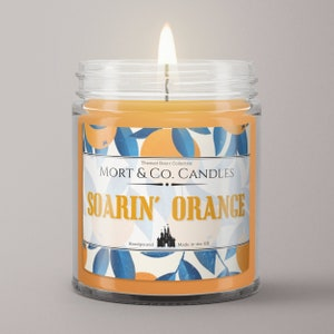 Disney Candle Disney Scents Home Fragrance Main Street Memories Candle