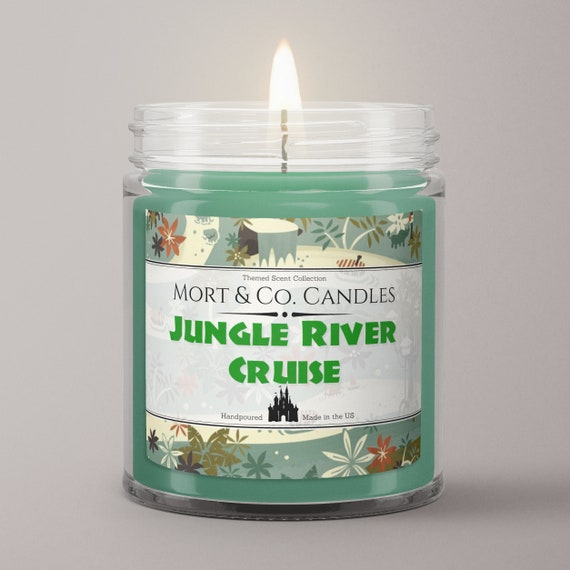 Sherwood Forest..The Legend Disney Theme Park Inspired Soy Wax Candle Highly Fragrant