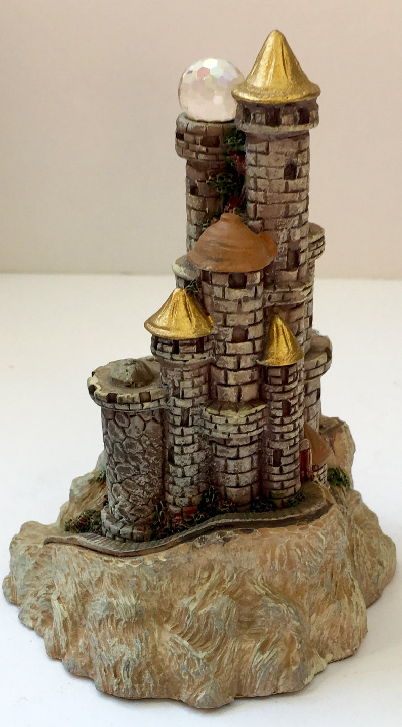 Spoontiques Castle on Rock