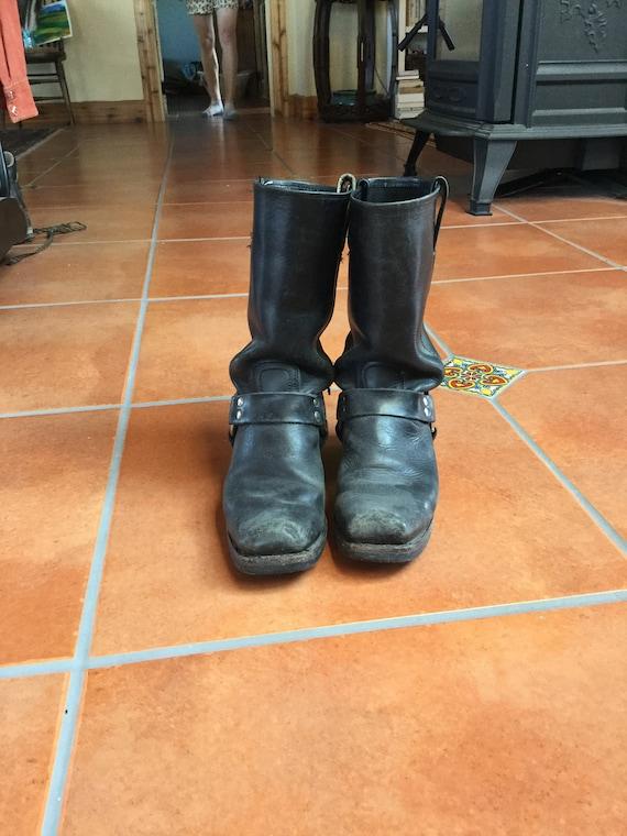 Retro Frye Boots