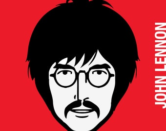John Lennon Canvas