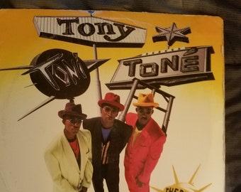 Vintage Toni Tone Vinyl Album