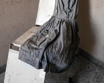 Lady's Dress & Shoes - Abandoned Hospital - Gift for her - Digital Photography Fine Art Print - Urbex Urban Exploration - Wall Art 8x12