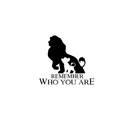 Lion King Simba Vinyl Decal 12 Colours 6 Sizes Wall Phone Car Laptop Sticker