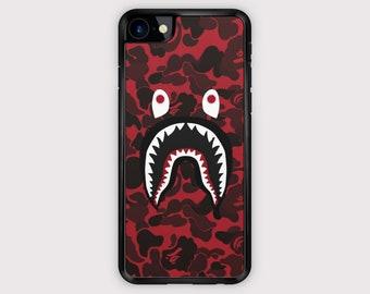 bape phone case, bape iphone x case, bape iphone 4 case, iphone 5 case, iphone 6 case, iphone se case, cell phone case, iphone 6 plus case