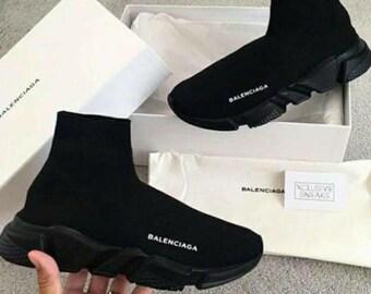 Balenciaga Slip on Sneakers