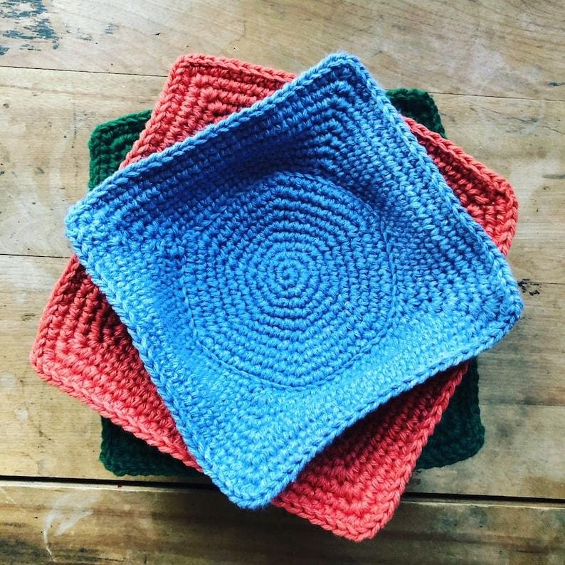 Microwave Bowl Cozy image 0
