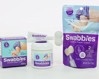 Swabbies Diaper Cream Combo Pack