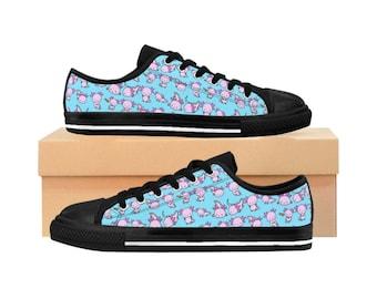 Adorable Axolotl Women's Sneakers