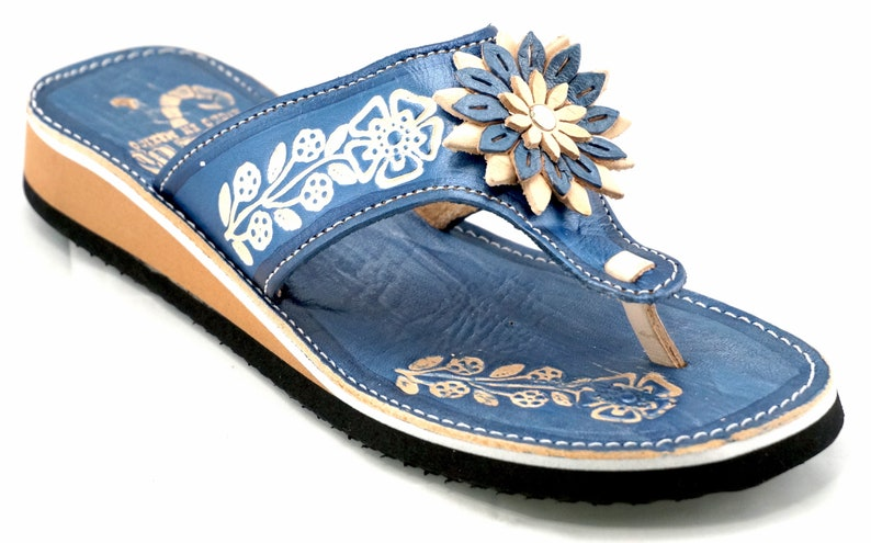 f9ab31afa1f Womens Mexican Handmade Leather Huaraches Sandals Sandalias
