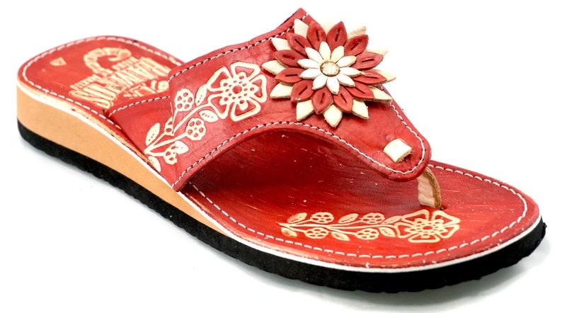 45e079928 Womens Mexican Handmade Leather Huaraches Sandals Sandalias