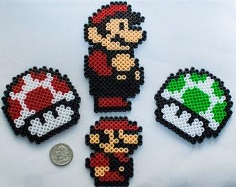 Super Mario Bros. 3 magnet set