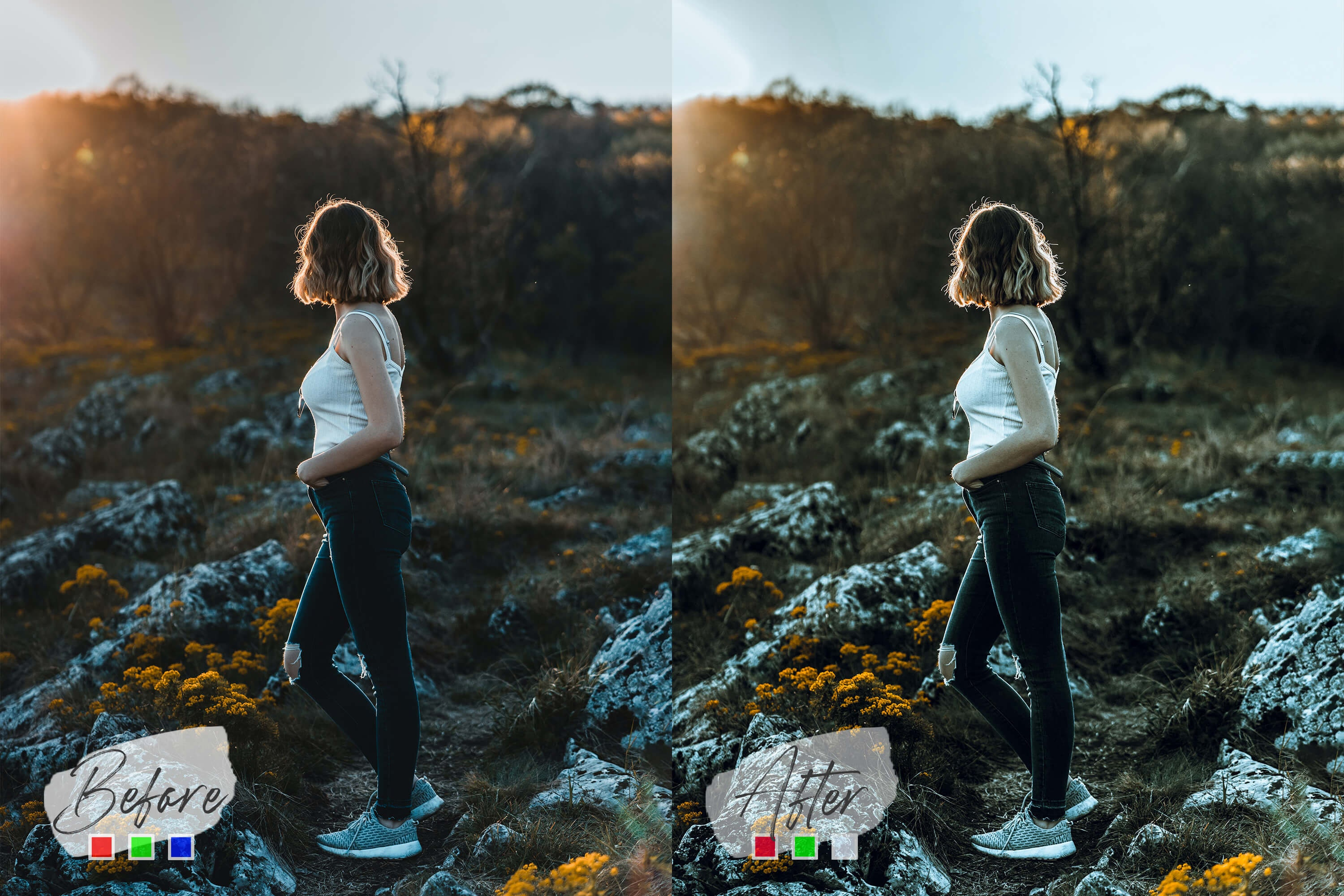 Download 10 Photoshop Actions ACR Presets LUT filters Neo