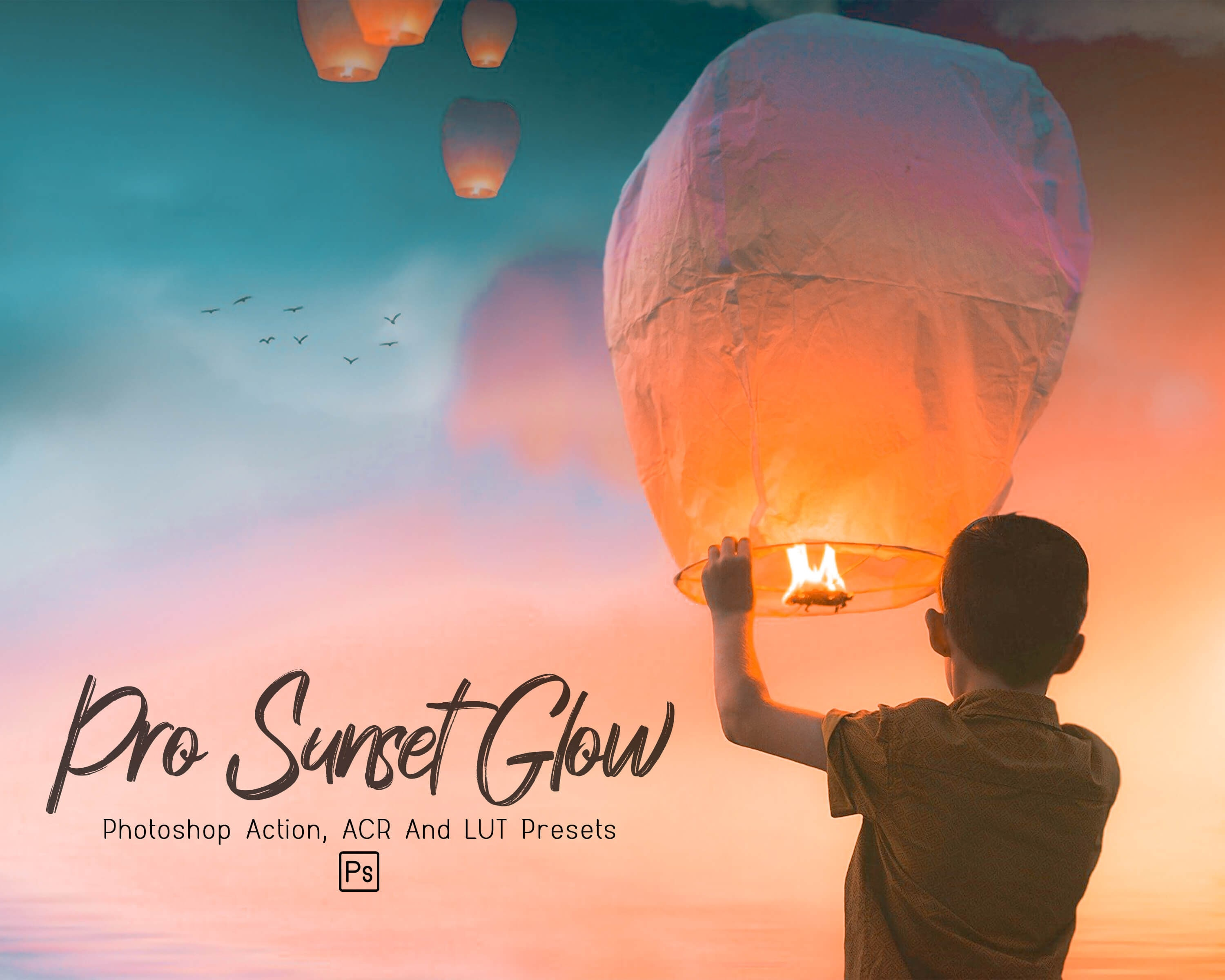 Download 10 Pro Hawaii Photoshop Actions, ACR, LUT Presets