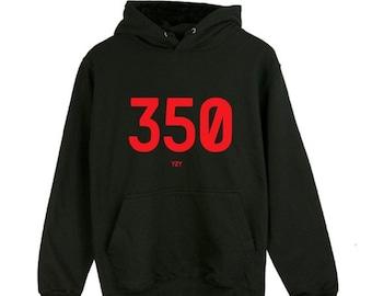 339137f953ab YEEZY 350 YZY Anti Social Social Club Purpose Tour Supreme Pablo Unisex  hooded Hoodie