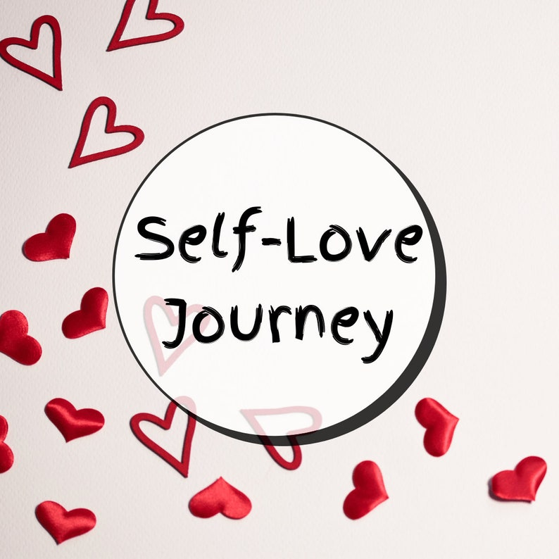 Begin Your Self-Love Journey  5-Card Self-Love Tarot Reading image 0