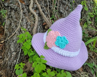 Hedge Witch Hat || CUSTOM ORDER
