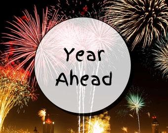 Next 12 Months || Year Ahead || Tarot Reading