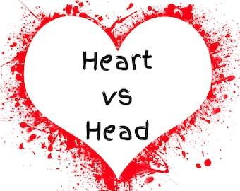 Heart vs. Head || Tarot Reading