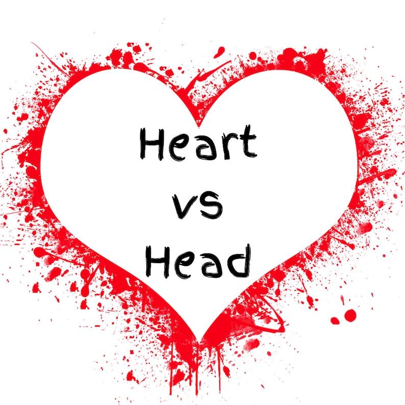 Heart vs. Head  Tarot Reading image 0