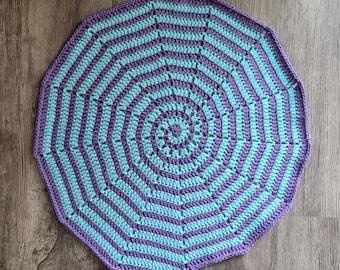 Sacred Spiral Altar Cloth