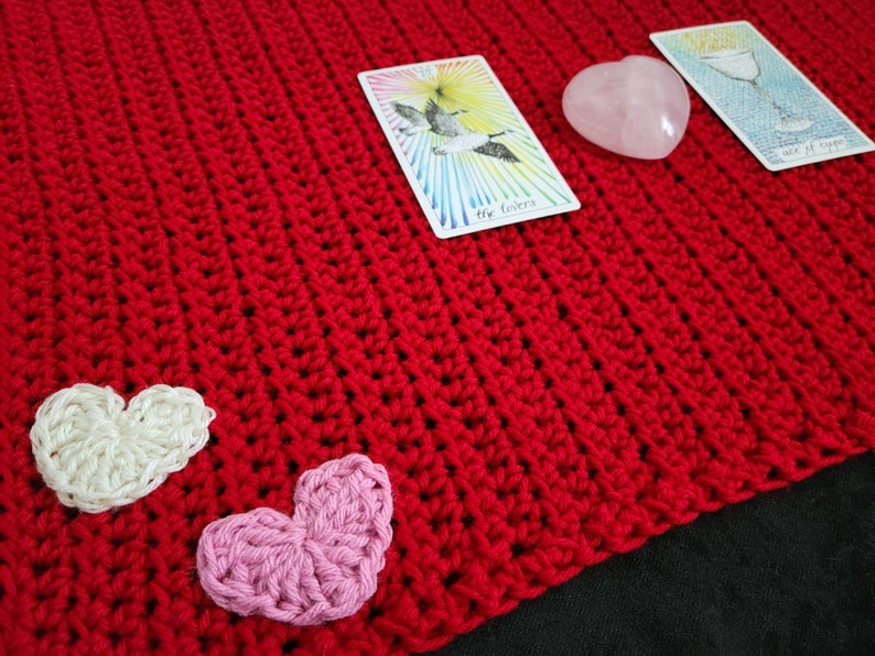The Act of Love  Altar Cloth image 0