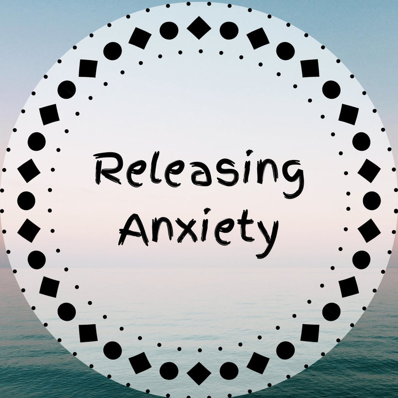 Releasing Anxiety  12 Minute Meditation image 0