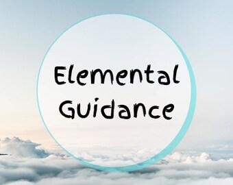 Elemental Guidance || Tarot Reading