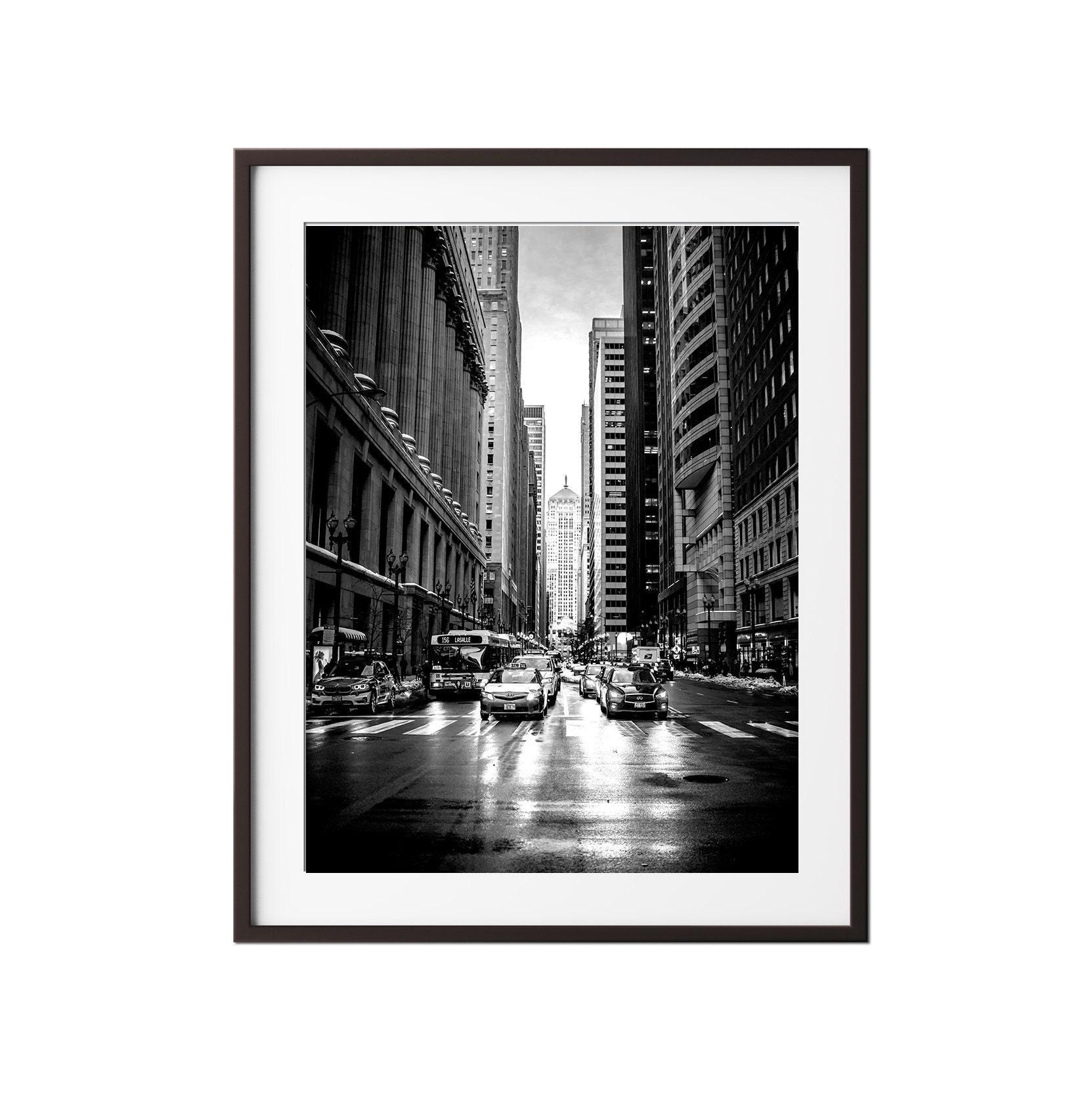 Schenectady New York Skyline Poster Art Print Downtown New York NY Item T1847